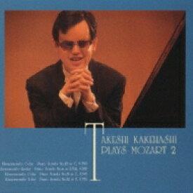 【送料無料】 Mozart モーツァルト / 梯剛之プレイズ・モーツァルト2 梯剛之 【CD】