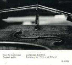 【送料無料】 Brahms ブラームス / ヴィオラ・ソナタ第1番、第2番 カシュカシアン、レヴィン 輸入盤 【CD】