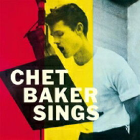 Chet Baker チェットベイカー / Sings (アナログレコード) 【LP】