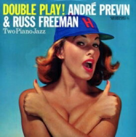 Andre Previn / Russ Freeman / Double Play 【LP】
