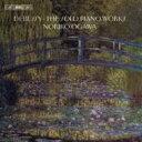 【送料無料】 Debussy ドビュッシー / ピアノ曲全集 小川典子(6CD) 輸入盤 【CD】