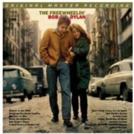 【送料無料】 Bob Dylan ボブディラン / Freewheelin' Bob Dylan (高音質盤 / 45回転盤 / 2枚組 / 180グラム重量盤レコード / Mobile Fidelity) 【LP】