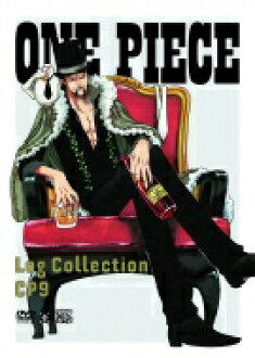 ODA Eiichiro ODAI chiru / ONE PIECE Log Collection CP9
