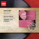 Mozart モーツァルト / ホルン協奏曲集、五重奏曲 ブレイン、カラヤン&フィルハーモニア管、ホースリー、ブレイン管…