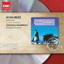 Schubert シューベルト / 『冬の旅』 ハンプソン、サヴァリッシュ 輸入盤 【CD】