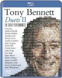 Tony Bennett トニーベネット / Duets II: The Great Performances 【BLU-RAY DISC】