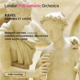 Ravel ラベル / 『ダフニスとクロエ』全曲 ハイティンク&ロンドン・フィル(1979) 輸入盤 【CD】