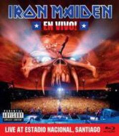 IRON MAIDEN アイアンメイデン / En Vivo! 【BLU-RAY DISC】