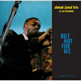 Ahmad Jamal アーマッドジャマル / But Not For Me 【LP】