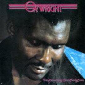 Ov Wright オービーライト / Into Something 【CD】