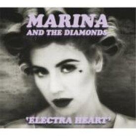 Marina (Marina Lambrini Diamandis) / Electra Heart 輸入盤 【CD】