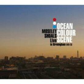 【送料無料】 Ocean Colour Scene オーシャンカラーシーン / Moseley Shoals Live In Birmingham 輸入盤 【CD】