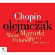 【送料無料】 Chopin ショパン / ショパン・リサイタル オレイニチャク(1838年製エラール)(2011) 輸入盤 【CD】