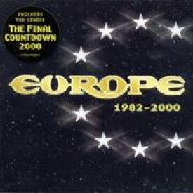 Europe ヨーロッパ / Best Of 1982-2000 輸入盤 【CD】