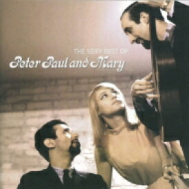 Peter Paul&Mary(PPM) ピーターポール&マリー / Very Best Of 【CD】