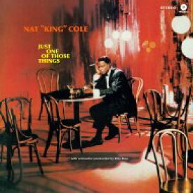 Nat King Cole ナットキングコール / Just One Of Those Things (180グラム重量盤) 【LP】