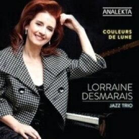 【送料無料】 Lorraine Desmarais / Couleurs De Lune 輸入盤 【CD】