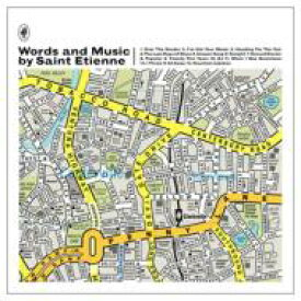Saint Etienne セイントエティエンヌ / Words And Music By Saint Etienne 輸入盤 【CD】