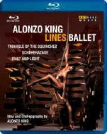 バレエ&ダンス / アロンゾ・キング・ラインズ・バレエ(2011) 【BLU-RAY DISC】