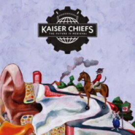Kaiser Chiefs カイザーチーフス / Future Is Medieval 輸入盤 【CD】