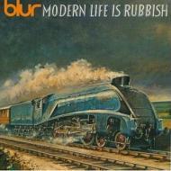 Blur ブラー / Modern Life Is Rubbish (2枚組 / 180グラム重量盤レコード) 【LP】