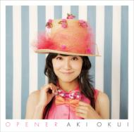 【送料無料】 奥井亜紀 オクイアキ / OPENER / 奥井亜紀ベスト&NEWソングアルバム 【CD】