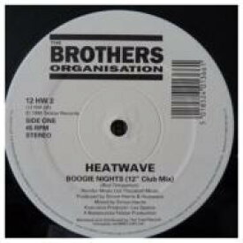 Heatwave ヒートウェーブ / Boogie Nights / Too Hot To Handle 【12in】