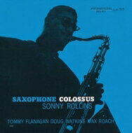 Sonny Rollins ソニーロリンズ / Saxophone Colossus (180グラム重量盤レコード / waxtime) 【LP】
