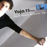 【送料無料】 モーツァルト:ピアノ・ソナタ第11番『トルコ行進曲付』、ベートーヴェン:『テンペスト』、ヨヨ:『ツイッター・マシーン』、他 ヨヨ 輸入盤 【CD】