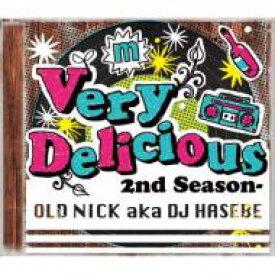 OLD NICK aka DJ HASEBE / Very Delicious -2nd Season- 【CD】