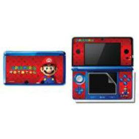 ニンテンドー3DS周辺機器 (Nintendo) / スーパーマリオプロテクトフィルター レッド(マリオ) 【GAME】