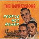 Impressions インプレッションズ / People Get Ready 【SHM-CD】
