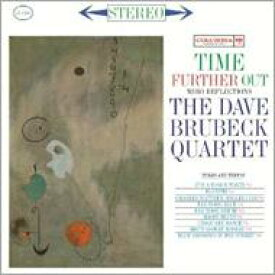 Dave Brubeck デイブブルーベック / Time Further Out (180グラム重量盤レコード / Music On Vinyl) 【LP】