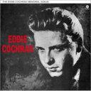 Eddie Cochran エディコクラン / Eddie Cochran Memorial Album (180グラム重量盤レコード / waxtime) 【...