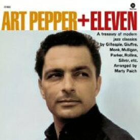 Art Pepper アートペッパー / Plus Eleven (180グラム重量盤レコード / waxtime) 【LP】