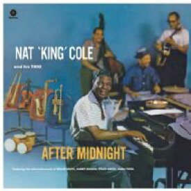 Nat King Cole ナットキングコール / After Midnight (180グラム重量盤レコード) 【LP】