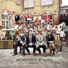 Mumford & Sons マムフォードアンドサンズ / Babel 輸入盤 【CD】