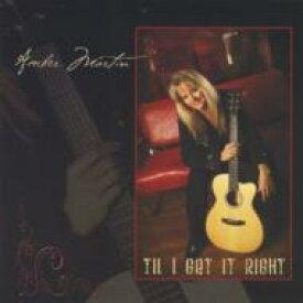 Amber Martin / Til I Get It Right 輸入盤 【CD】