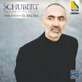 【送料無料】 Schubert シューベルト / 即興曲集 エル=バシャ 【SACD】