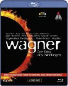【送料無料】 Wagner ワーグナー / 『ニーベルングの指環』全曲 クプファー演出、バレンボイム&バイロイト(1991、92 ステレオ)(4BD) 【BLU-RAY DISC】