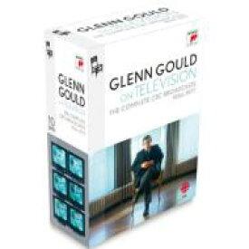 【送料無料】 グレン・グールド・オン・テレヴィジョン−1954−1977年全放送(10DVD)(日本語字幕付) 【DVD】
