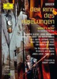 【送料無料】 Wagner ワーグナー / 『ニーベルングの指環』全曲 ルパージュ演出、レヴァイン、ルイージ指揮、メトロポリタン歌劇場(2010−2012) 【BLU-RAY DISC】
