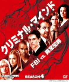 クリミナル・マインド / FBI vs. 異常犯罪 シーズン4 コンパクトBOX 【DVD】