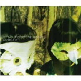 Letting Up Despite Great Faults / Japan Tour Ep 【CD】