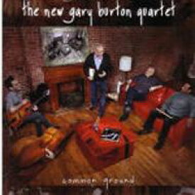 New Gary Burton Quartet / Common Ground (2LP)(180グラム重量盤) 【LP】