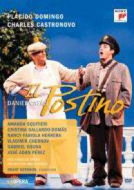 カタン、ダニエル(1949-2011) / 歌劇『イル・ポスティーノ』全曲 R.ダニエルズ演出、ガーション&ロサンジェルス・オペラ、ドミンゴ、カストロノーヴォ、ガイヤルド=ドマス、他(2010 ステレオ) 【DVD】