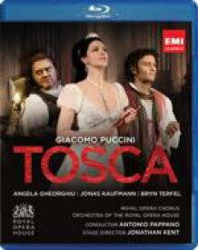 Puccini プッチーニ / 『トスカ』全曲 ケント演出、パッパーノ&コヴェント・ガーデン王立歌劇場、ゲオルギュー、ターフェル、カウフマン、他(2011 ステレオ)(日本語字幕付) 【BLU-RAY DISC】