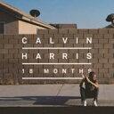 Calvin Harris カルビンハリス / 18 Months 輸入盤 【CD】