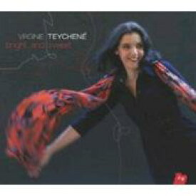 【送料無料】 Virginie Teychene / Bright And Sweet 輸入盤 【CD】