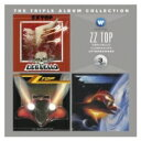 Zz Top ジージートップ / Triple Album Collection 輸入盤 【CD】